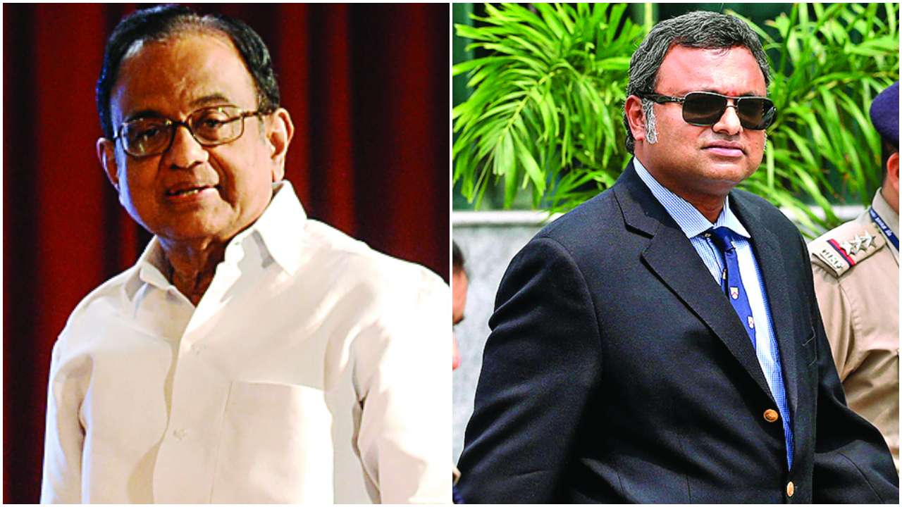 P Chidambaram included in Aircel Maxis case!