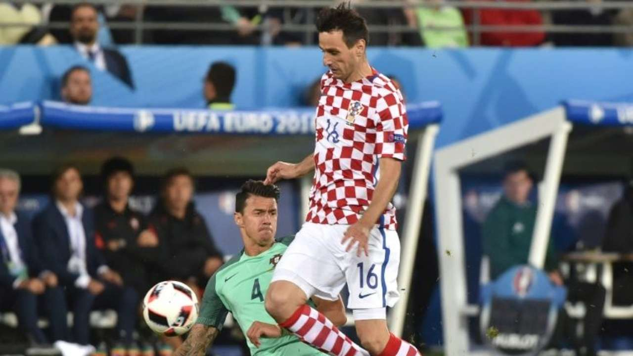 Croatia's Kalinic Turns Down World Cup Medal