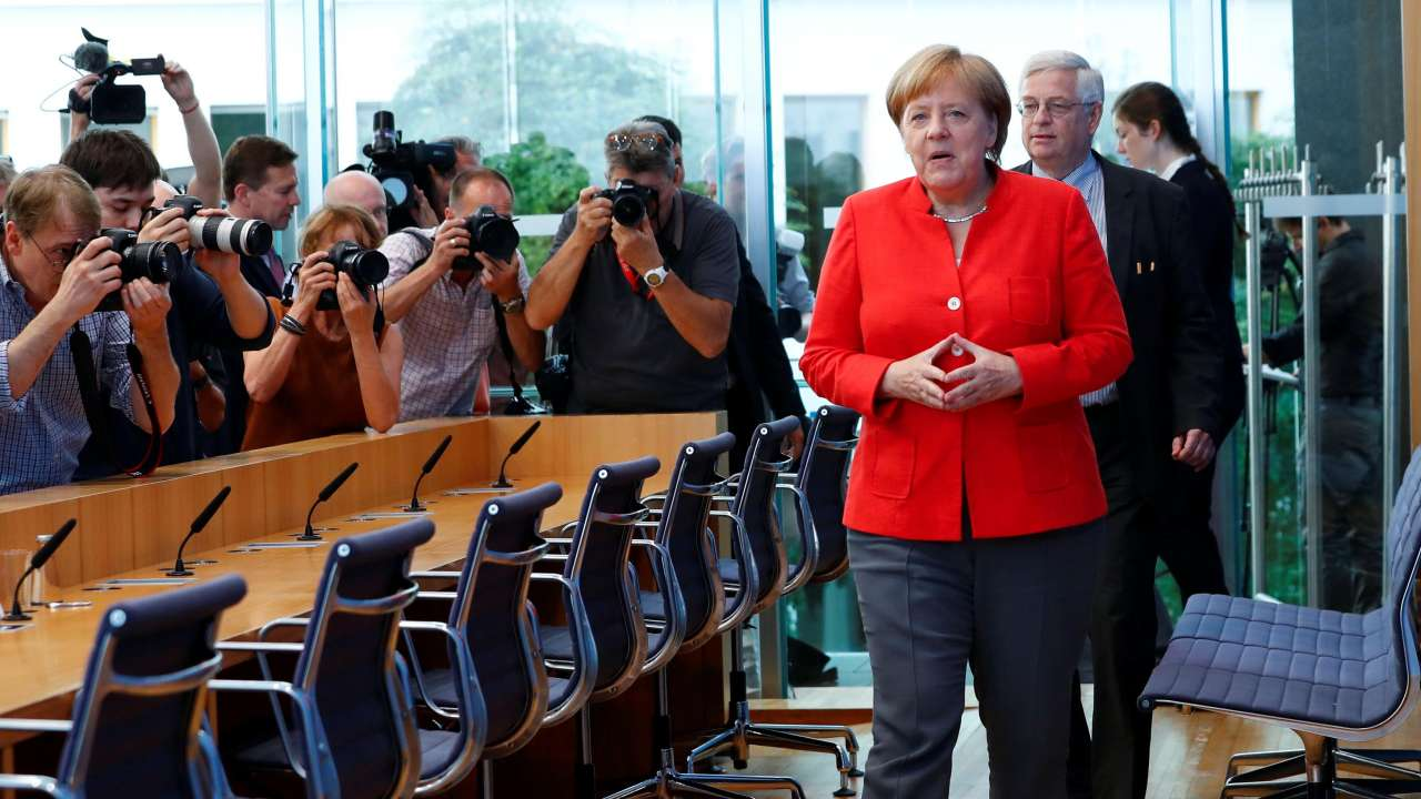 Merkel: Germany to continue cultivating relationship with US