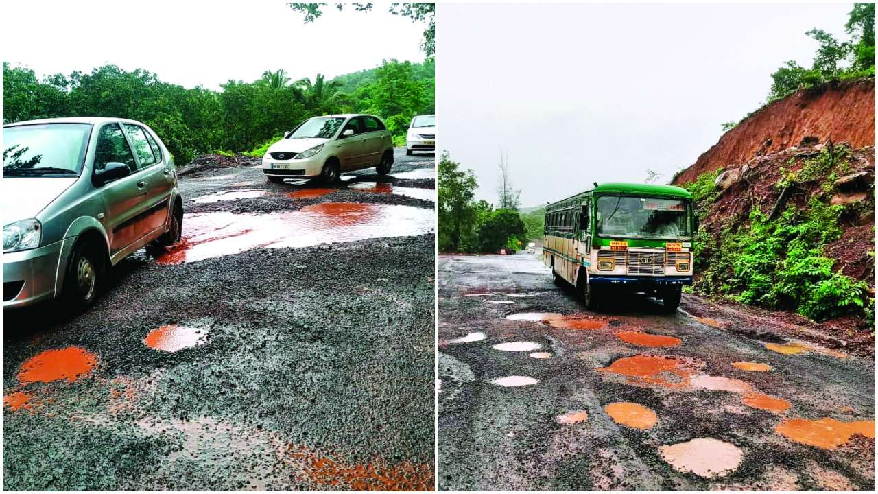 Bombay High Court: Will potholes on NH-66 be filled before Ganpati?