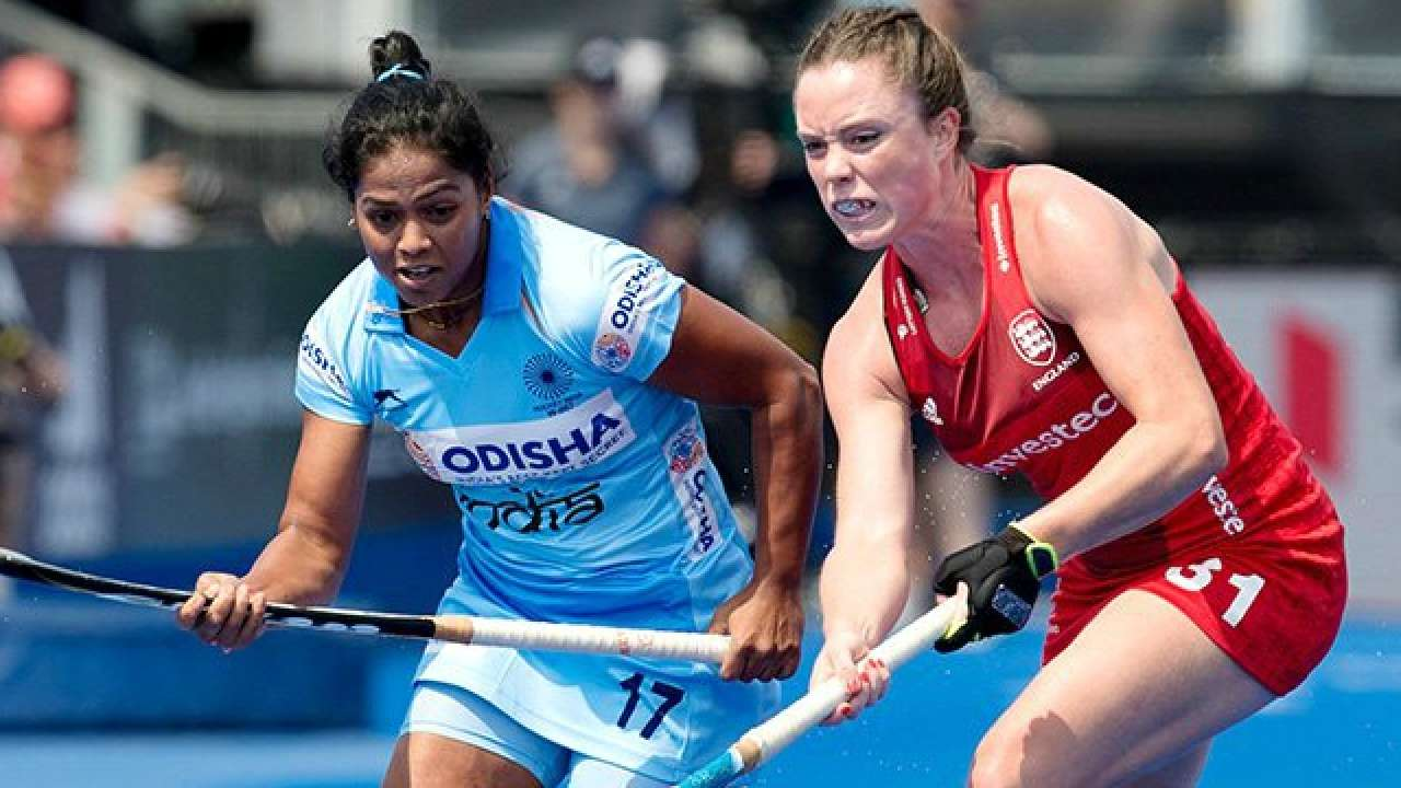 Women's Hockey World Cup 2018: India fall prey to late equaliser, draw opening game against hosts England