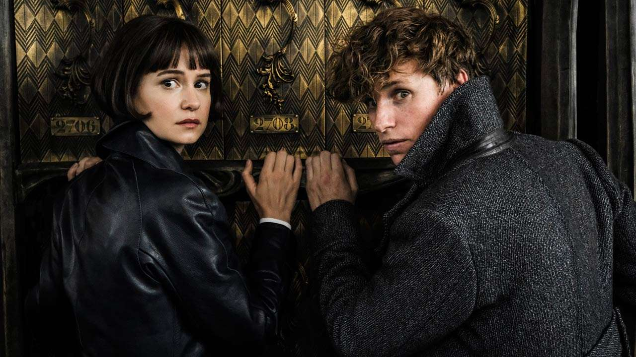 Trailer for Fantastic Beasts: The Crimes of Grindelwald premieres at Comic-Con