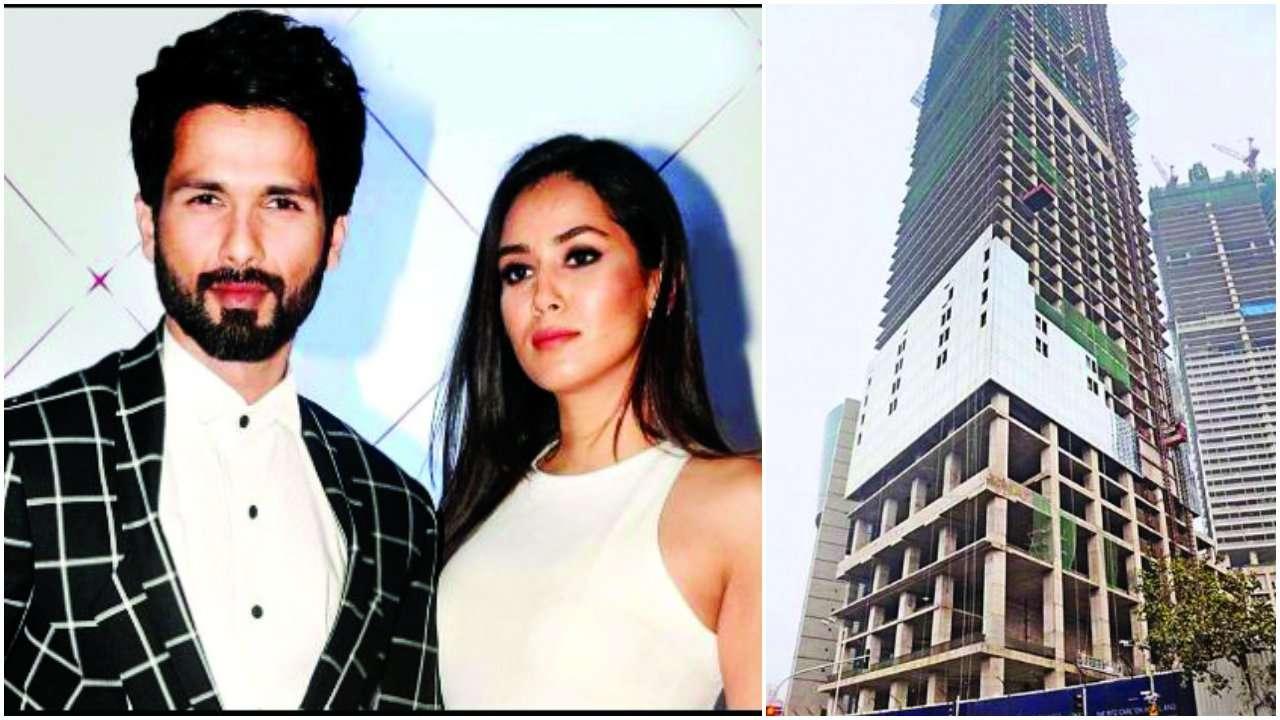 Mumbai: Shahid Kapoor buys a 'Ritzy' Rs 56-cr duplex in Worli