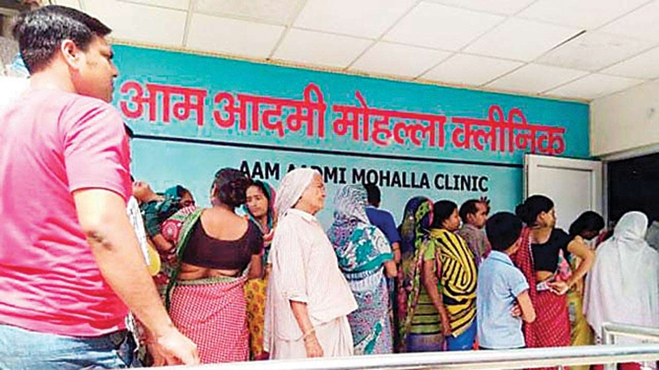 40% sites for mohalla clinics 'non-feasible': Inspection report