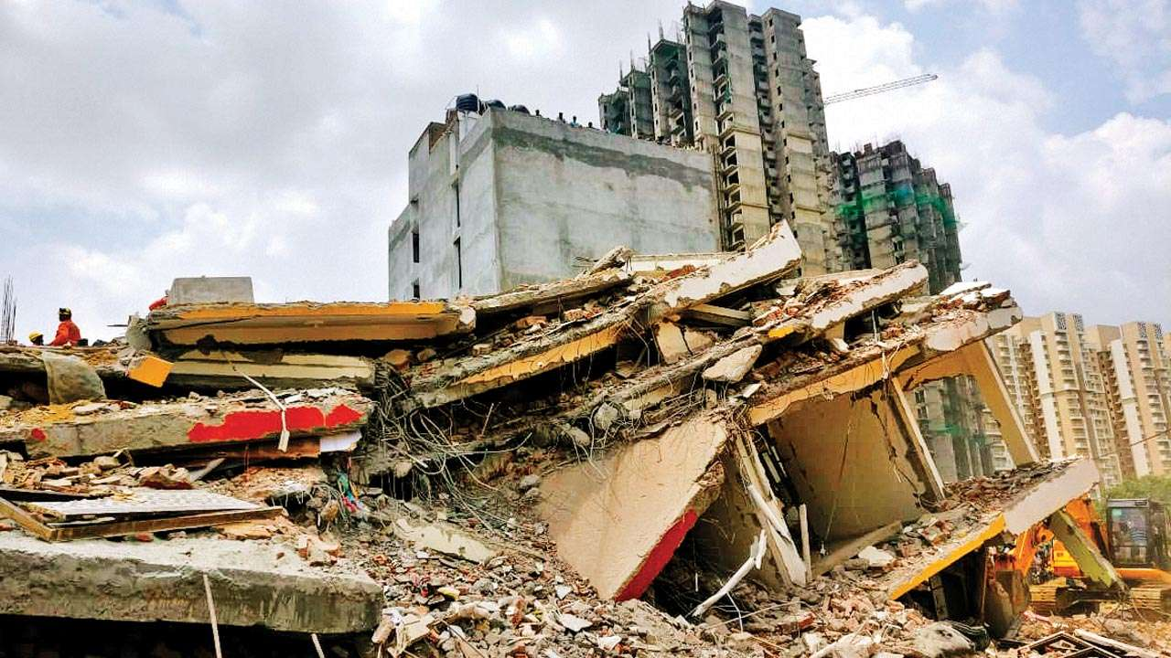 Residents of Noida and Greater Noida demand audit on high-rises building