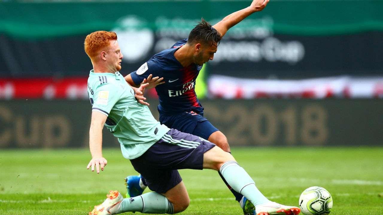 Paris Saint-Germain - International Champions Cup - 22 July 2018