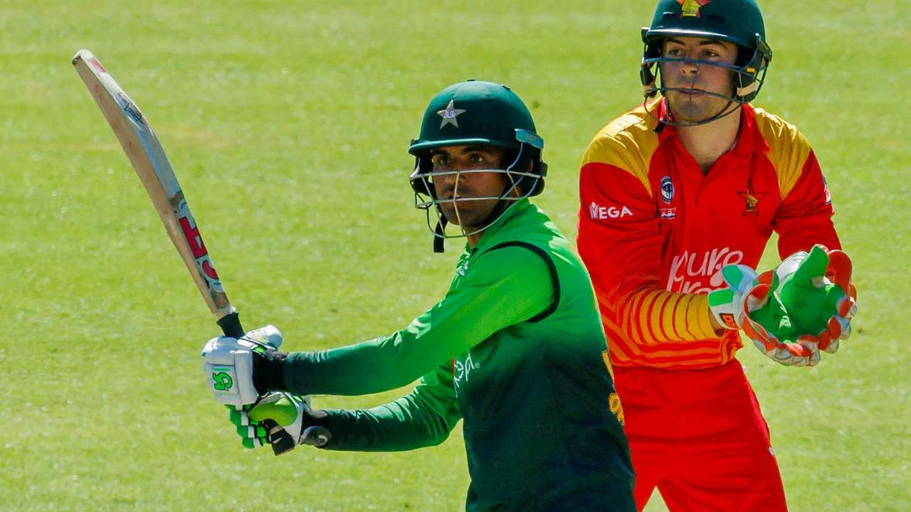 Fakhar Zaman surpasses Virat Kohli to break ODI record against Zimbabwe