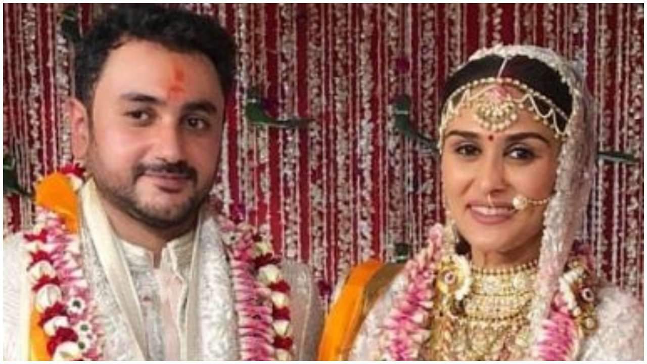 Praful Patel's daughter's reception turns into glitzy affair