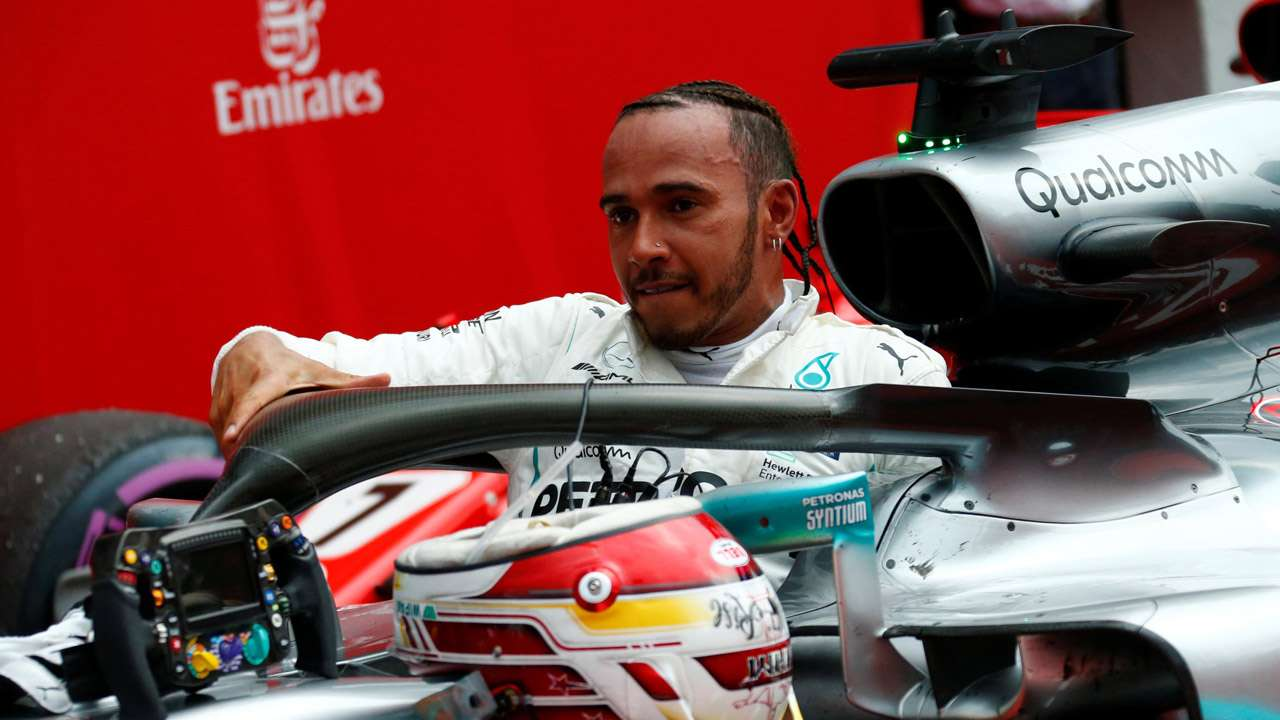 I'm not driven by revenge, insists Hamilton