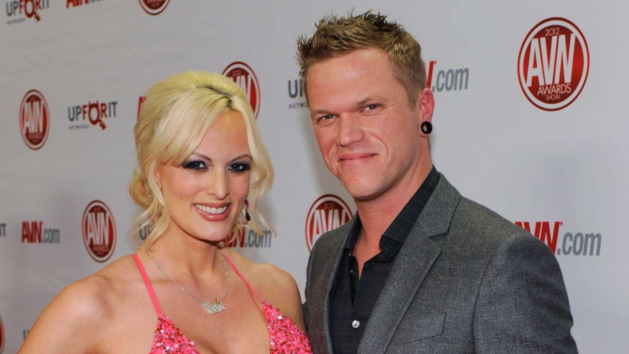 Stormy Daniels' husband seeks divorce