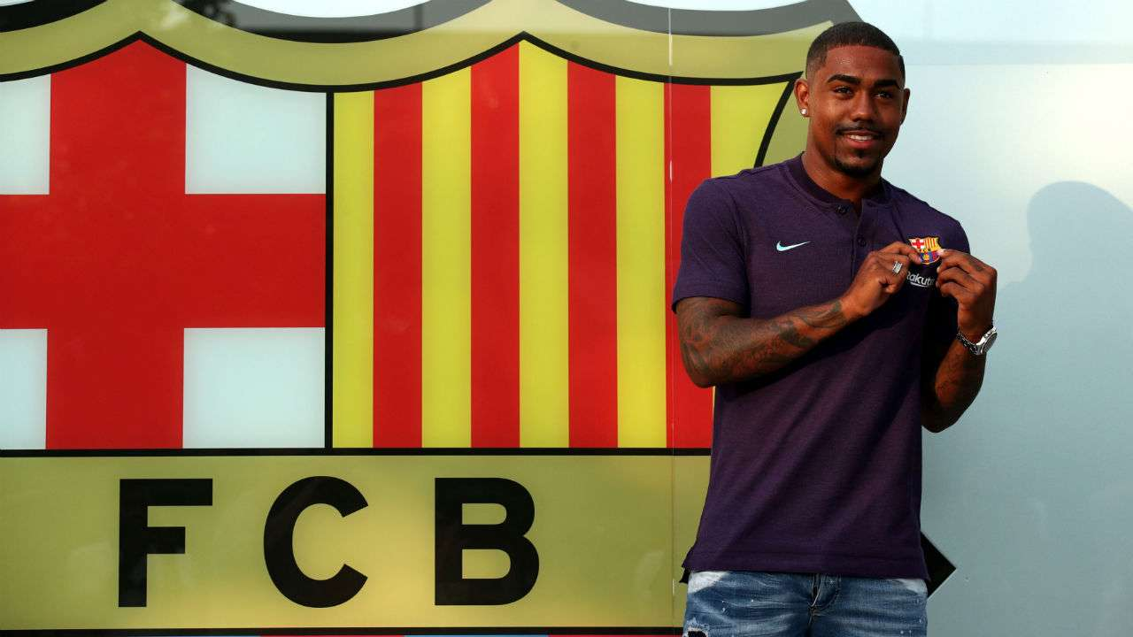 Roma to sign Brazilian winger Malcom from Bordeaux