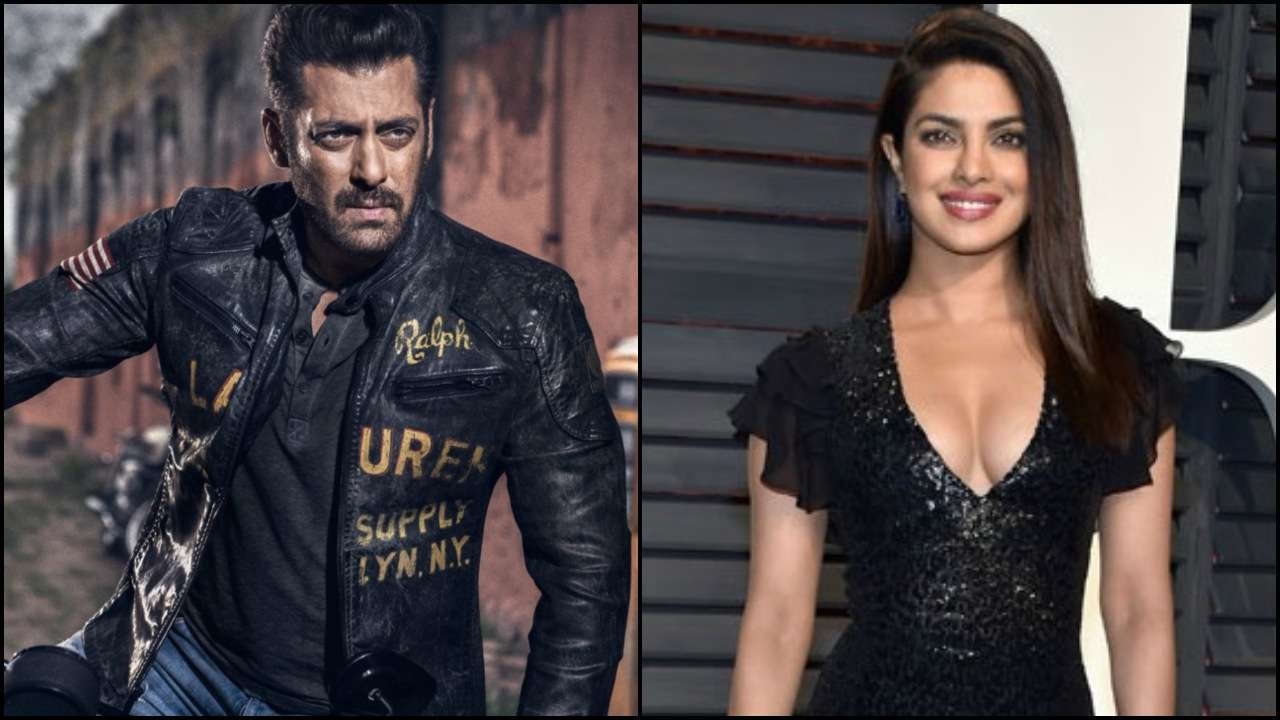 Priyanka Chopra has a shock for Salman Khan
