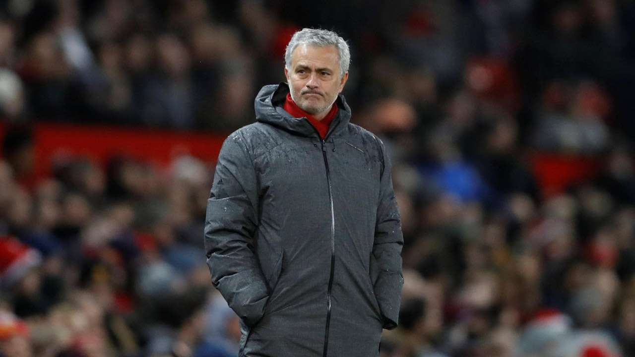 Jose Mourinho: I wouldn't have paid to watch this United team