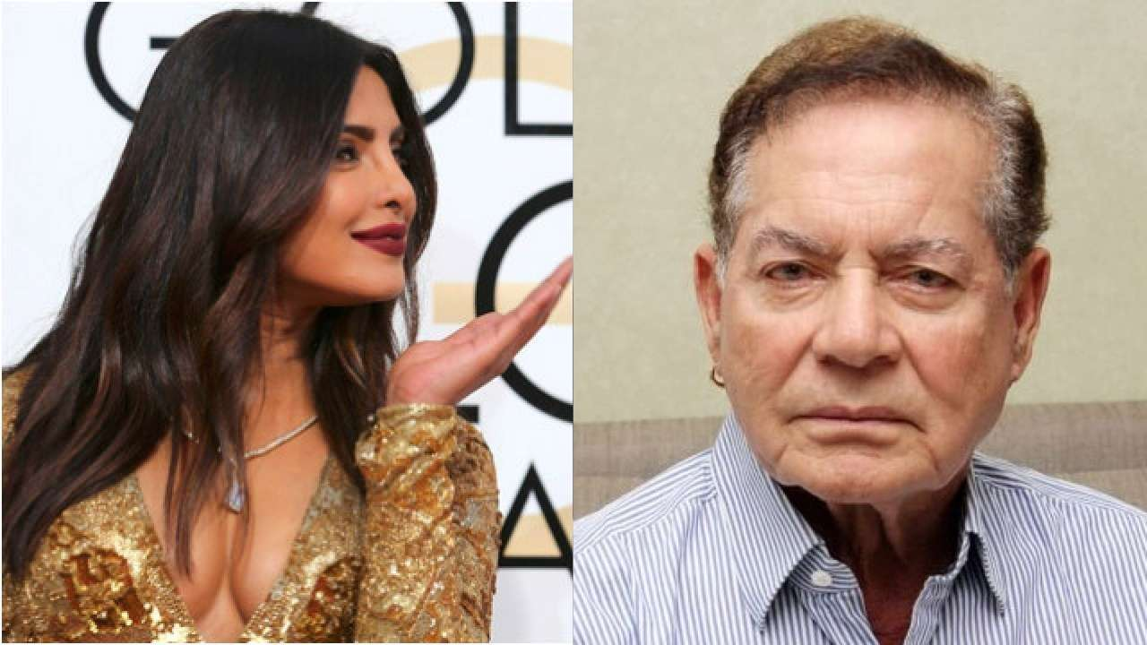 Salim Khan doesn't feel that Priyanka leaving'Bharat is as big a blow to the movie as people think