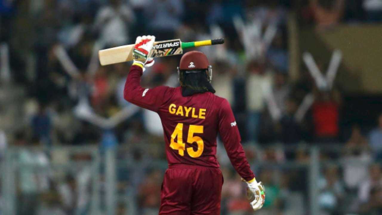 Gayle rested for BD T20s