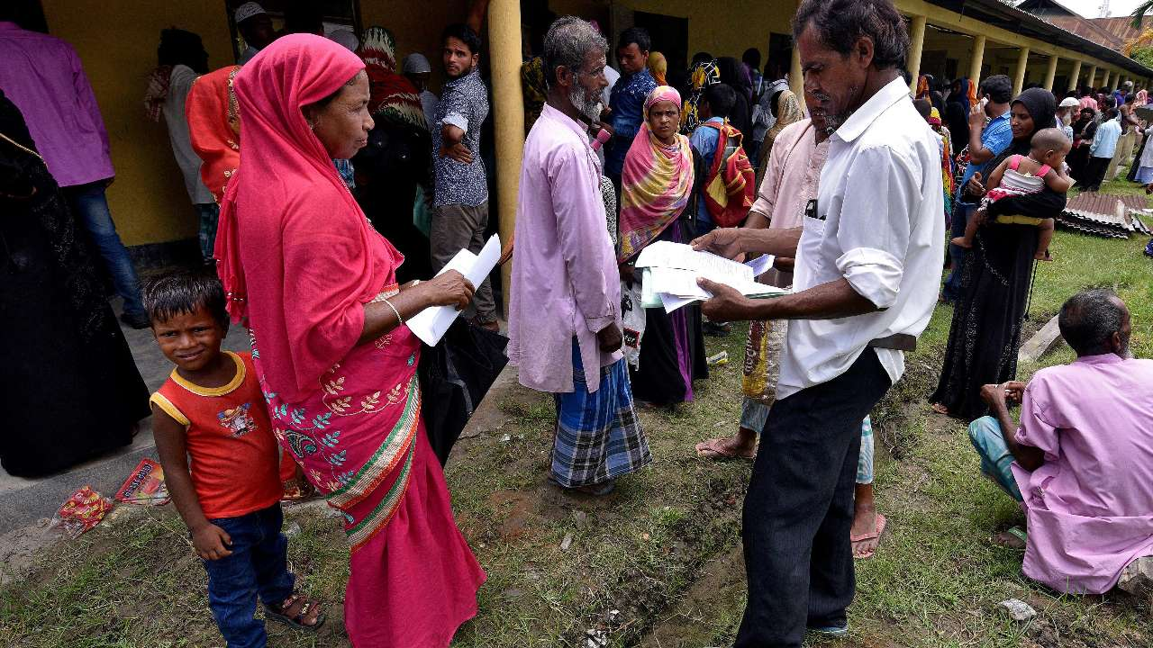 Assam NRC Final Draft is Communal and Sectarian