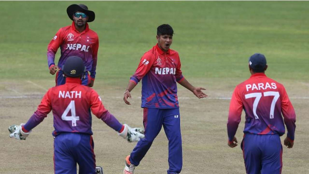 Nepal edge Netherlands for first ODI win