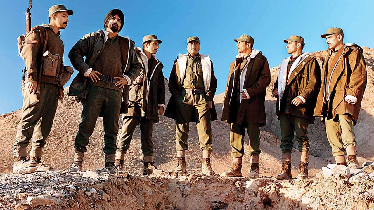 Paltan trailer: Screaming Arjun Rampal, Jackie Shroff fight Hindi-speaking Chinese soldiers