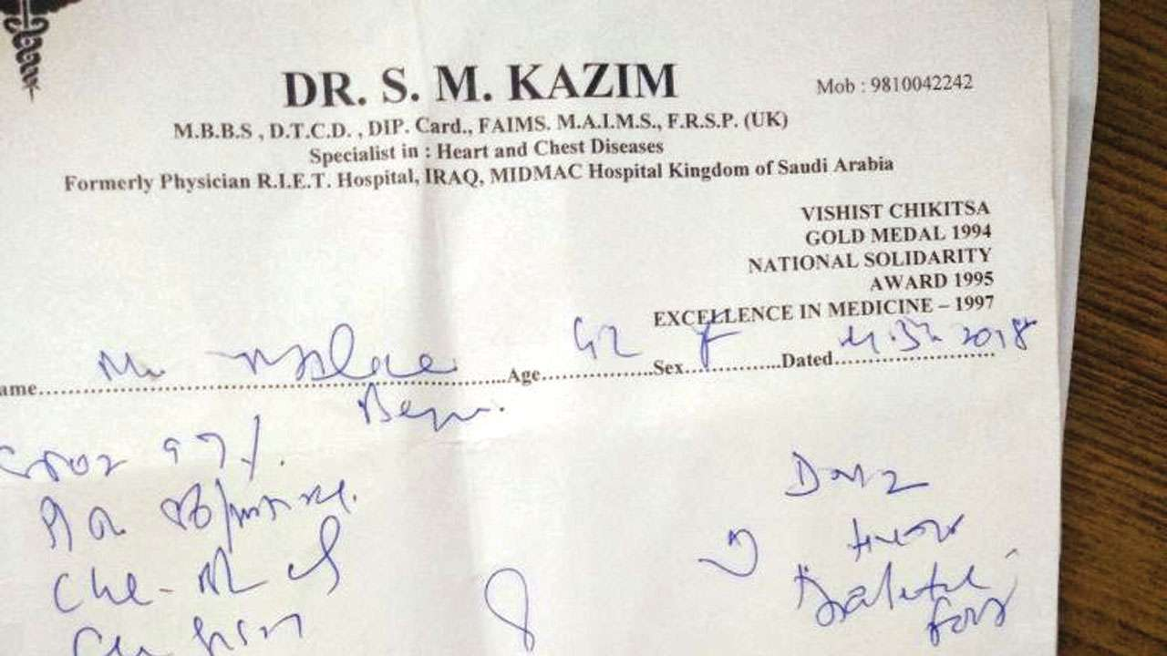no headway in delhi medical association u2019s search for