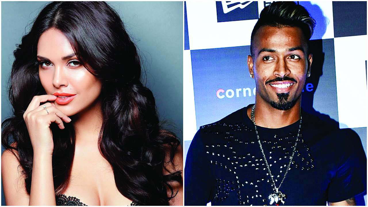 Image result for hardik pandya and esha