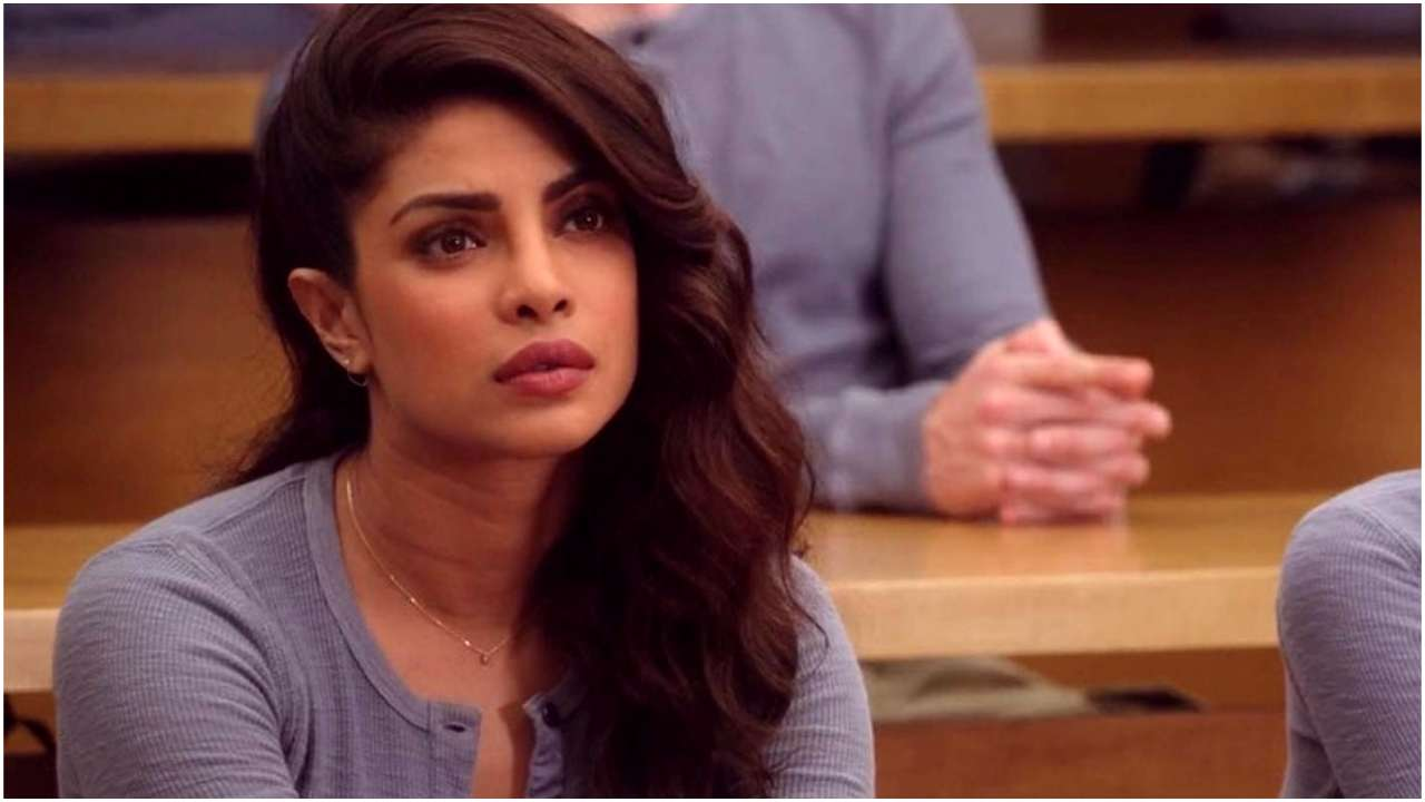 Priyanka Chopra Says Emotional Goodbye to 'Quantico' After Series Finale