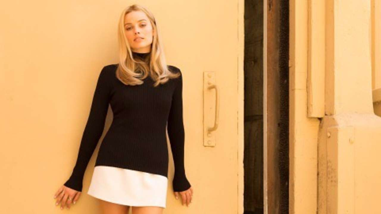 First look at Margot Robbie in 'Once Upon a Time in Hollywood'