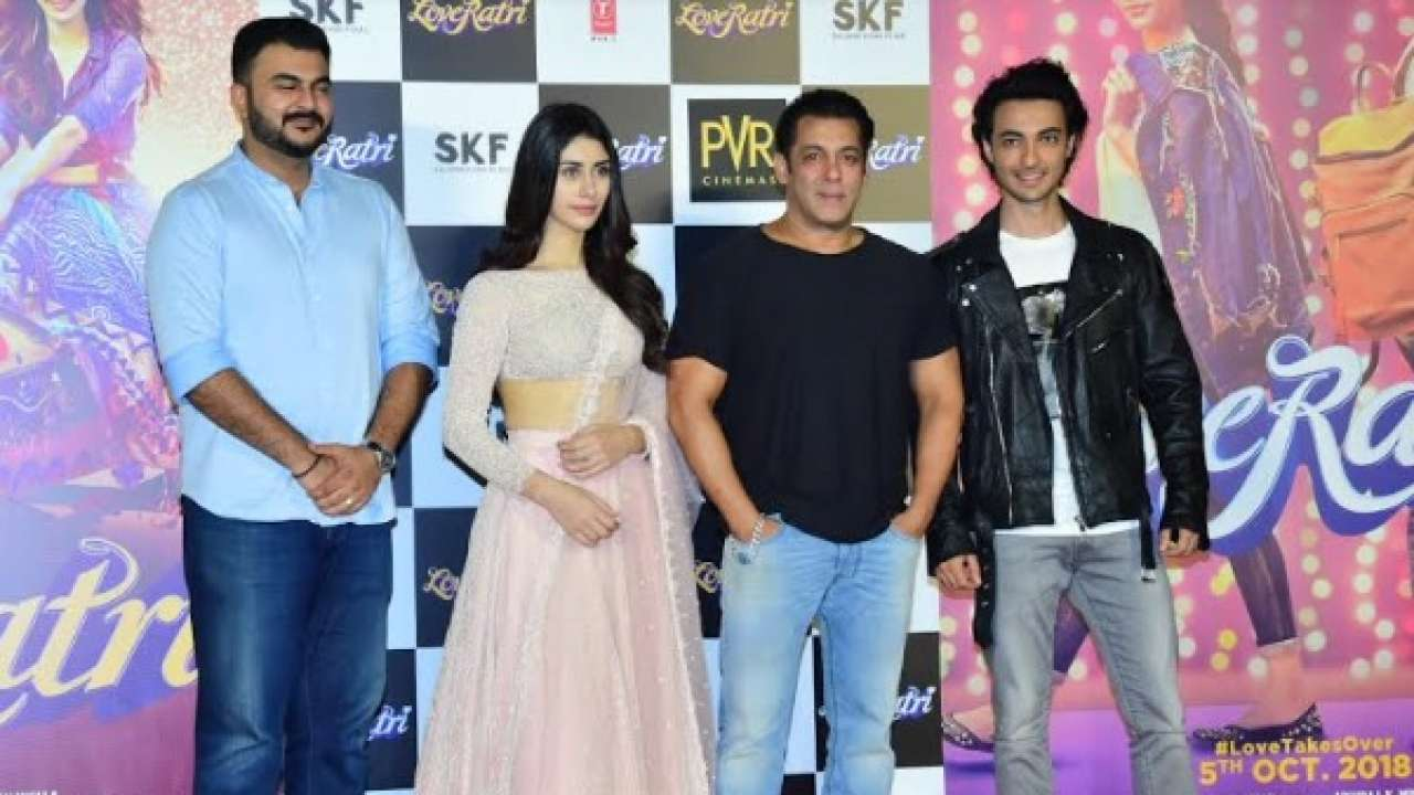 Loveratri trailer: Salman Khan's brother-in-law Aayush Sharma is set for dream debut