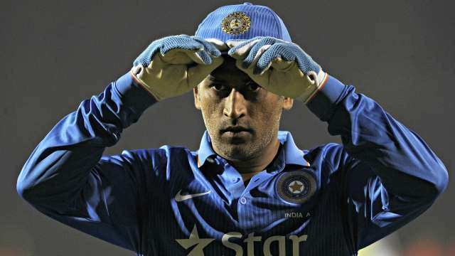 MS Dhoni (File Photo)