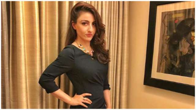 Soha Ali Khan opens up about how yoga helped her during her pregnancy