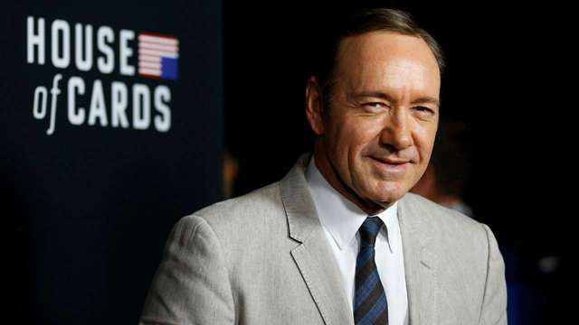 Kevin Spacey was dumped from Netflix House of Cards after allegations of sexual assault