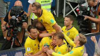 FIFA World Cup 2018: Sweden bury opening match jinx to beat South Korea