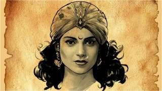 Manikarnika: Kangana Ranaut unveils the second poster on Rani Laxmi Bai...