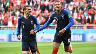 FIFA World Cup 2018 - Match Report: Unconvincing France edge Peru to book l...