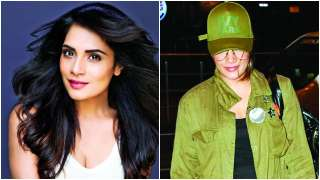 Richa Chadha hiding her new look for Inside Edge 2 under a cap?