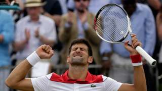 Reaching first final in a year a special moment, Novak Djokovic breathes si...