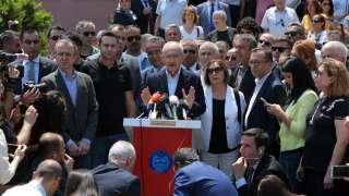 Turks begin  to vote in parliamentary presidential polls; 'toughest te...