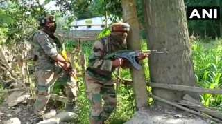 LeT commander among 2 terrorists killed in south Kashmir's Kulgam, one...