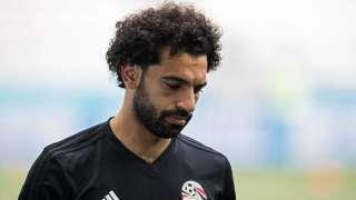 Egypt's Mohamed Salah considering retiring from international football...