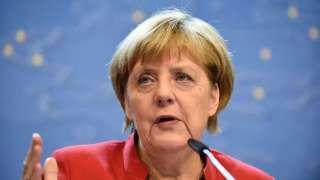 Angela Merkel's conservatives back continued European talks on migrati...