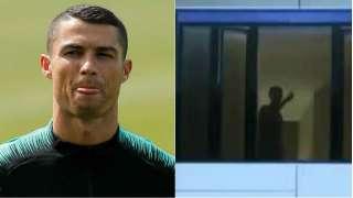 Iran v/s Portugal: Watch- Cristiano Ronaldo pleads as Iran fans attempt to...