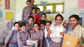 Class VII student in J&K charms Harry Potter author JK Rowling