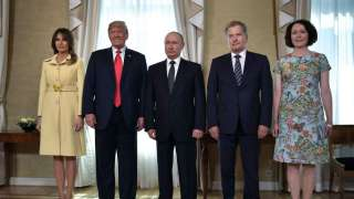 Amid outrage over Russia meddling remarks, Donald Trump attempts damage con...