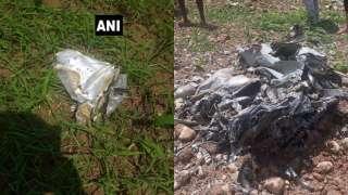 Indian Air Force MIG-21 combat jet crashes in Himachal's Kangra, condi...