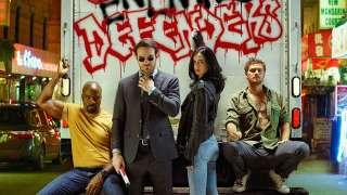 Jessica Jones, Luke Cage and Iron Fist are getting new line of digital comi...