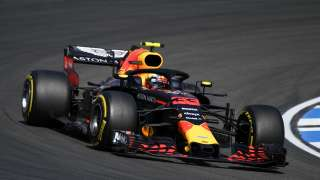Formula 1, German GP: Max Verstappen remains fastest as rain washes out mos...