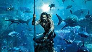 'Aquaman' first trailer showcases Jason Momoa's endearing su...