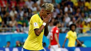 Neymar defends World Cup theatrics, 'Do you think I want to suffer tac...