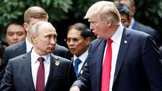 Mainstream media trying to 'disparage' Helsinki summit; had great...