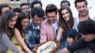 Akshay Kumar, Kriti Sanon, Bobby Deol and co wrap the London schedule of Ho...