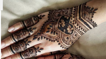 In Pics: 5 mehandi designs you will love to try on Eid ul-fitr